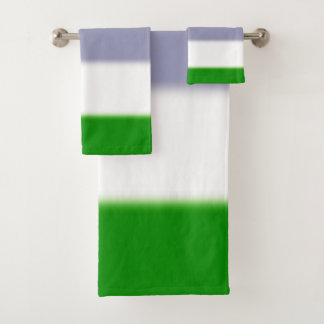 Falln Genderqueerのプライドの旗 バスタオルセット