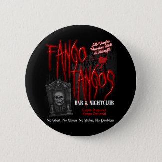Fangoのタンゴの吸血鬼のナイトクラブ 5.7cm 丸型バッジ