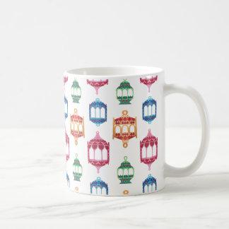 Fanousパターン コーヒーマグカップ