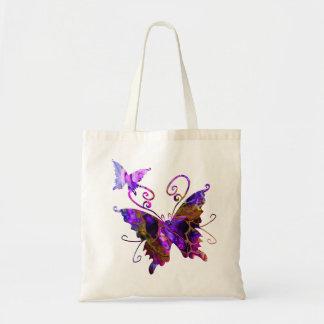 Fantasy Butterflies トートバッグ