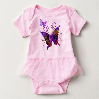 Fantasy Butterflies ベビーボディスーツ