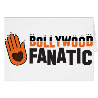 fantatic Bollywood カード