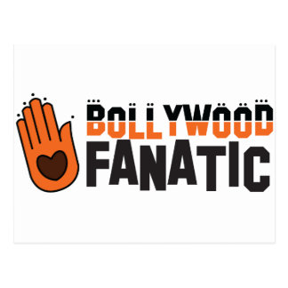 fantatic Bollywood ポストカード