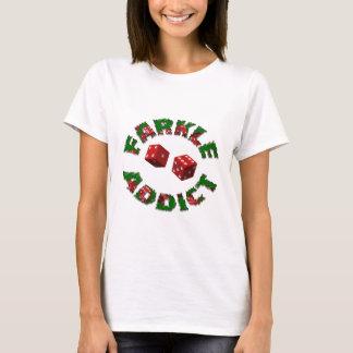 Farkleの常習者 Tシャツ