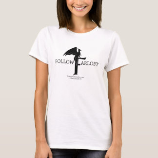 Farloftの女性の価値Tシャツを後を追って下さい Tシャツ
