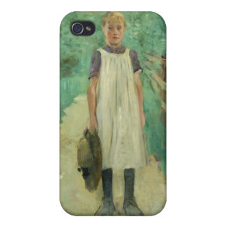 Farmgirl 1895年 iPhone 4/4S cover