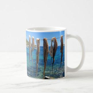 Faros- Sifnos コーヒーマグカップ
