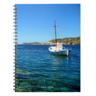 Faros- Sifnos ノートブック