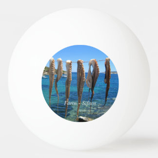 Faros - Sifnos 卓球ボール