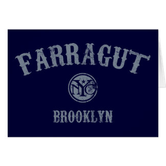 Farragut カード