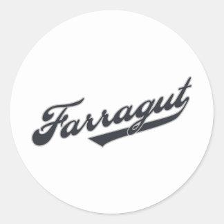 Farragut ラウンドシール
