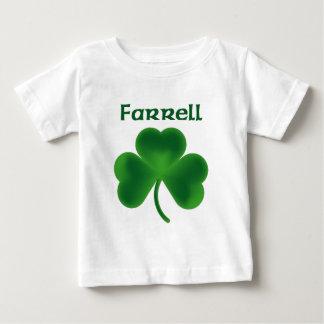 Farrellのシャムロック ベビーTシャツ