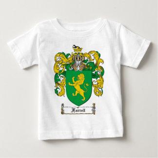 FARRELLの家紋- FARRELLの紋章付き外衣 ベビーTシャツ