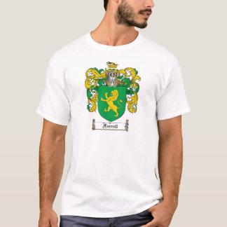 FARRELLの家紋- FARRELLの紋章付き外衣 Tシャツ