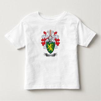 Farrellの紋章付き外衣 トドラーTシャツ