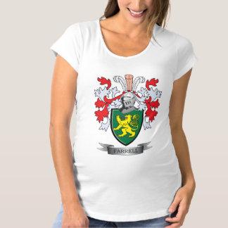 Farrellの紋章付き外衣 マタニティTシャツ