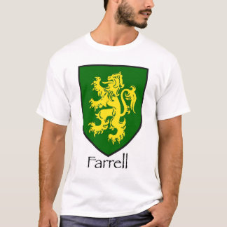 Farrell家族の盾 Tシャツ