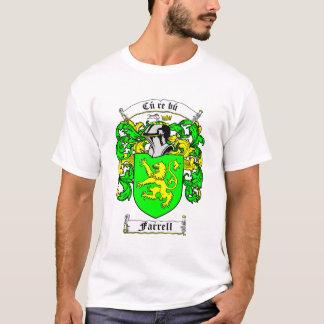 - FARRELL (namebanner)紋章付き外衣 Tシャツ