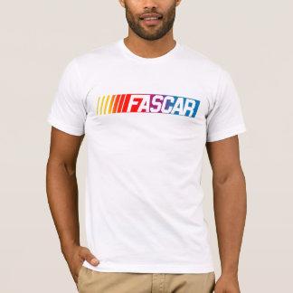 FascarのモータースポーツのパロディのTシャツ Tシャツ