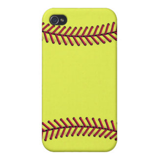 Fastpitchのソフトボール1 iPhone 4/4Sケース