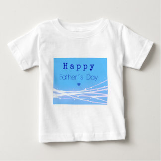 Father´s日 ベビーTシャツ