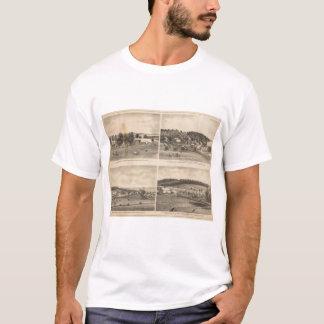 Fauber、ランドルフ、DudleyのMishの住宅 Tシャツ