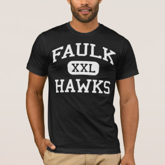 Faulk -タカ-中学校-ブラウンズヴィルテキサス州 tシャツ