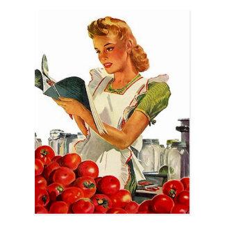 Favのレシピを共有するレシピカード郵便はがきのデザイン ポストカード