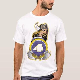 Favreはバイキングです Tシャツ