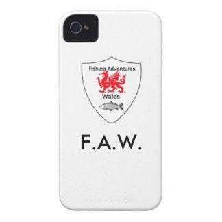 FAWのブラックベリーの箱 Case-Mate iPhone 4 ケース