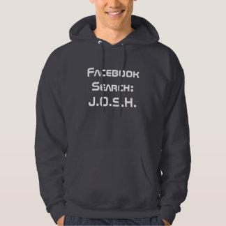 FB JOSH 1 パーカ