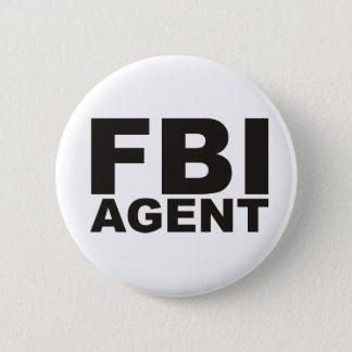 FBIのプロダクト及びデザイン! 5.7CM 丸型バッジ