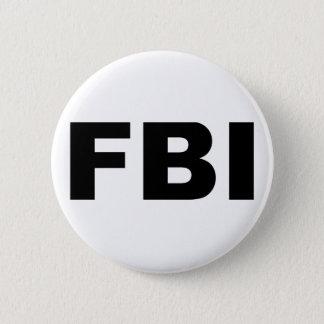 FBI 5.7CM 丸型バッジ