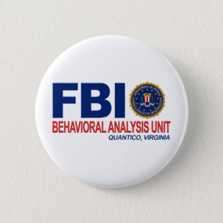 FBI BAUの犯罪者 5.7CM 丸型バッジ