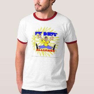 FCKIDS - WOW Tシャツ