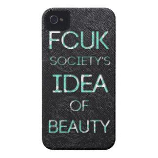 FCUKの社会 Case-Mate iPhone 4 ケース