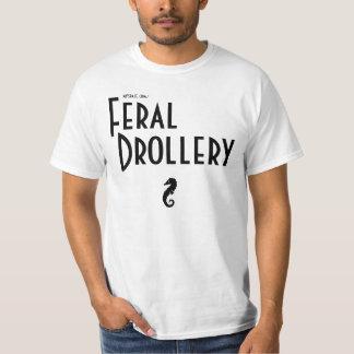 fdの基本的なTシャツ Tシャツ