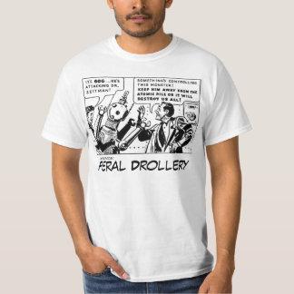 FD Comixの盗みの更新 Tシャツ