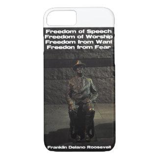 FDR -恐れからの自由 iPhone 8/7ケース