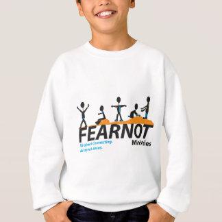 FEARNOTの服装 スウェットシャツ