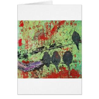 feather2.JPGの鳥 カード