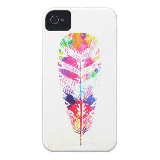 Featheretteの場合 Case-Mate iPhone 4 ケース