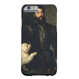 、Federigo Gonzaga Mantua、c.1525-30 (油oの公爵 Barely There iPhone 6 ケース