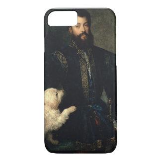 、Federigo Gonzaga Mantua、c.1525-30 (油oの公爵 iPhone 8/7ケース