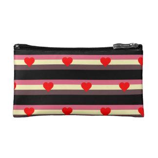Feedistのプライドの旗の小さい袋 コスメティックバッグ