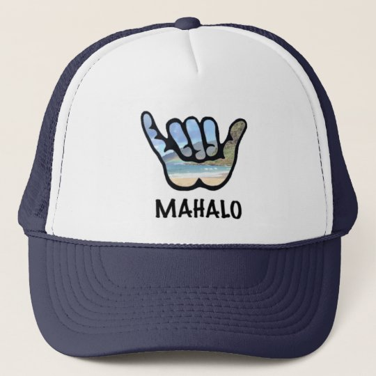 Feel Mahalo キャップ