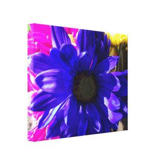 Feelin|青い|キャンバス|プリント ギャラリー張りキャンバス