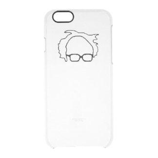 FeelTheBern2016 クリアiPhone 6/6Sケース