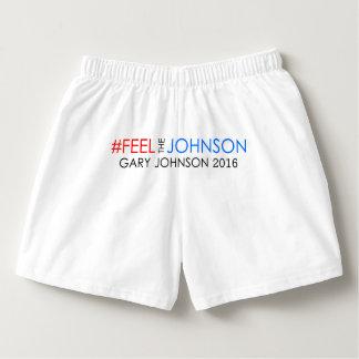 #feelthejohnsonのギャリージョンソン2016のボクサー ボクサー