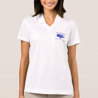 FeKnucksポロシャツ(女性) ポロシャツ